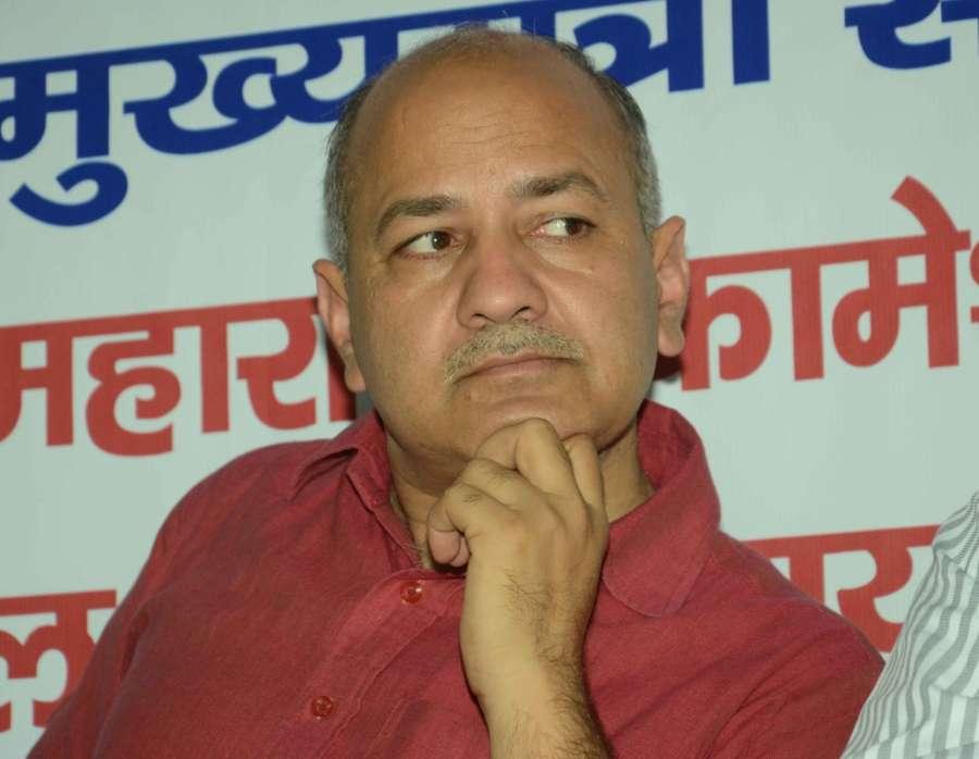 Delhi Deputy Chief Minister Manish Sisodia. (File Photo: IANS) by .