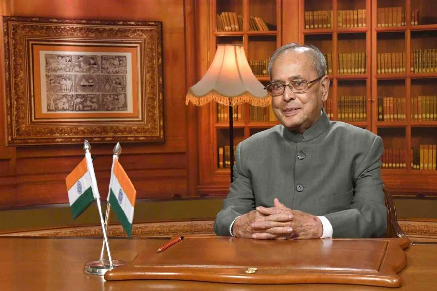 President Pranab Mukherjee. (File Photo: IANS) by .