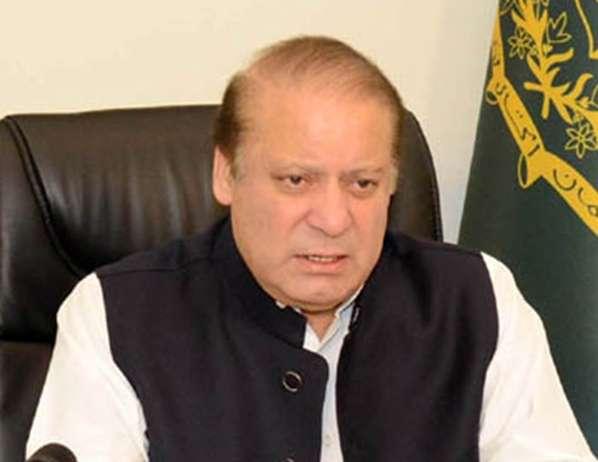 Pakistan Prime Minister Nawaz Sharif. (File Photo: Xinhua/PID/IANS) by .