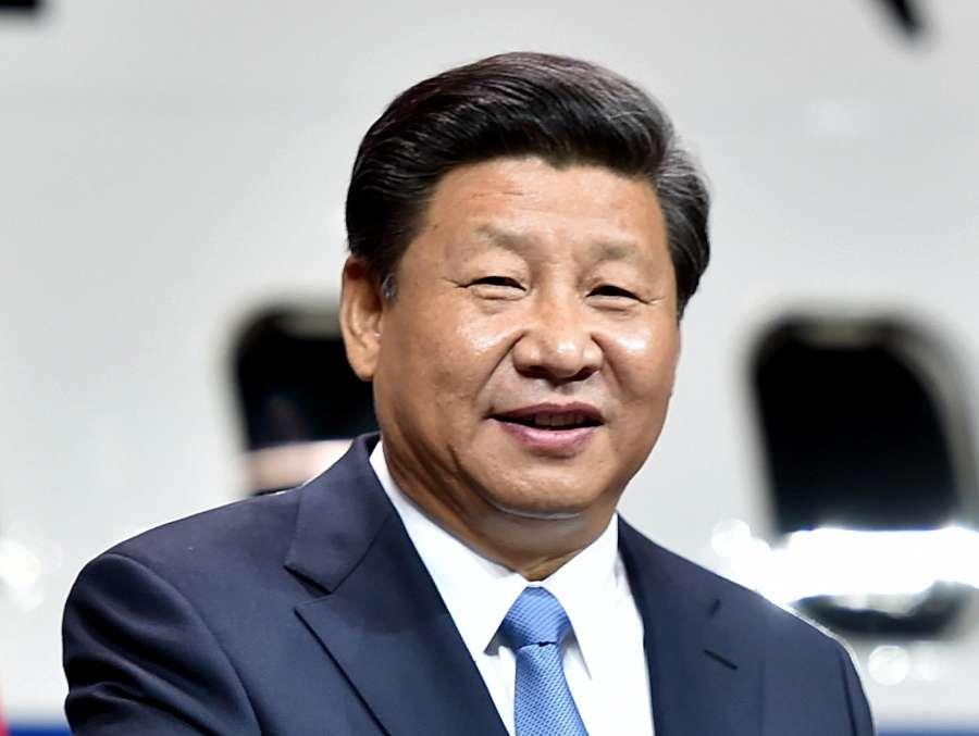 Chinese President Xi Jinping. (File Photo: Xinhua/Huang Jingwen/IANS) by .