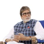Mumbai: Actor Amitabh Bachchan during the NDTV Dettol Banega Swachh India cleanliness drive at Juhu Beach, in Mumbai on Oct. 2, 2016. (Photo: IANS) by .