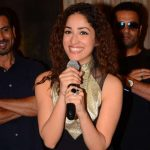Mumbai: Actress Yami Gautam during the meet and greet with fans for the film Kaabil in Mumbai on April 11, 2017. (Photo: IANS) by .
