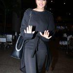 Mumbai: Actress Sonakshi Sinha spotted at airport. (Photo: IANS) by .