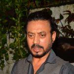 Mumbai: Actor Irrfan Khan during the special screening of the film Madaari, in Mumbai on July 19, 2016. (Photo: IANS) by .
