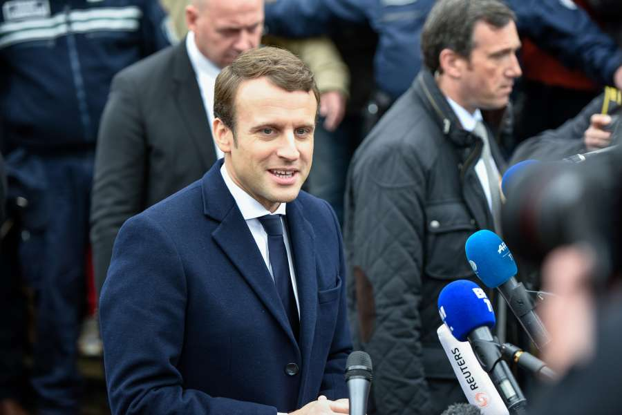 FRANCE-PRESIDENTIAL ELECTION-SECOND ROUND by .