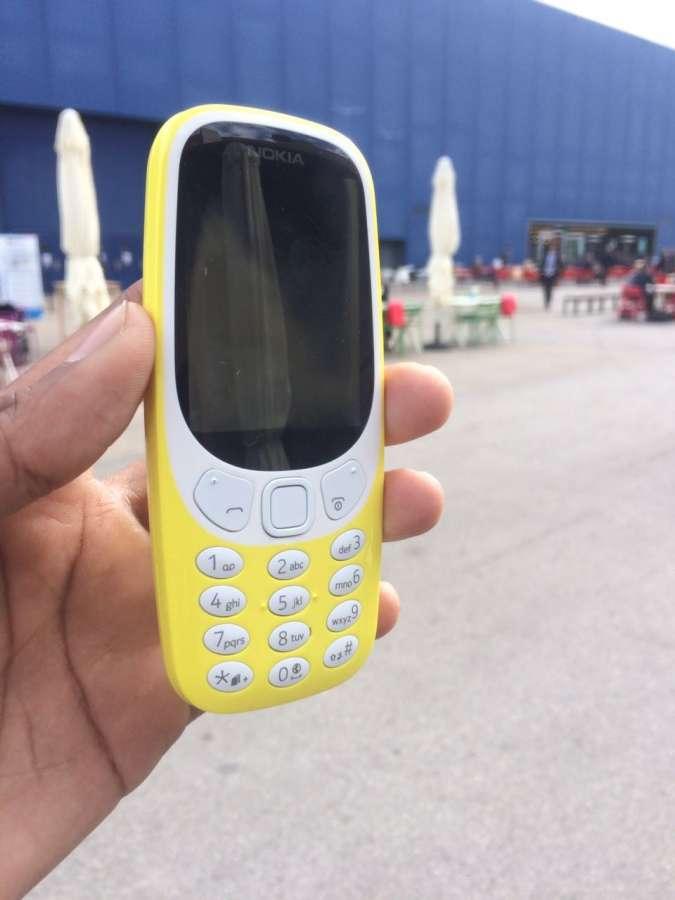 Nokia 3310. (File Photo: IANS) by .