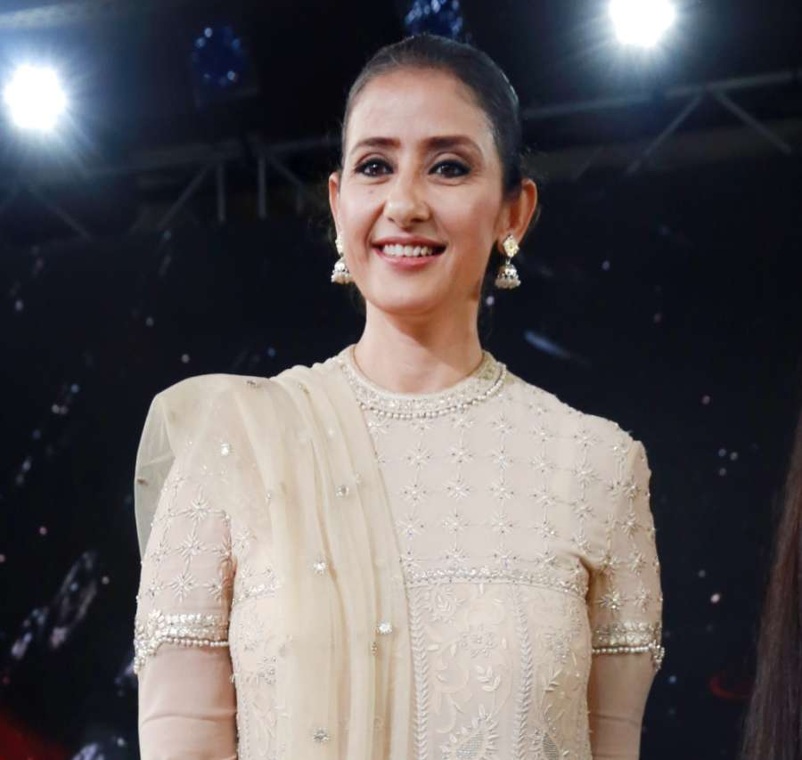 New Delhi: Actress Manisha Koirala during the NDTV Youth for Change Conclave in New Delhi on Sept 17, 2016. (Photo: Amlan Paliwal/IANS) by .