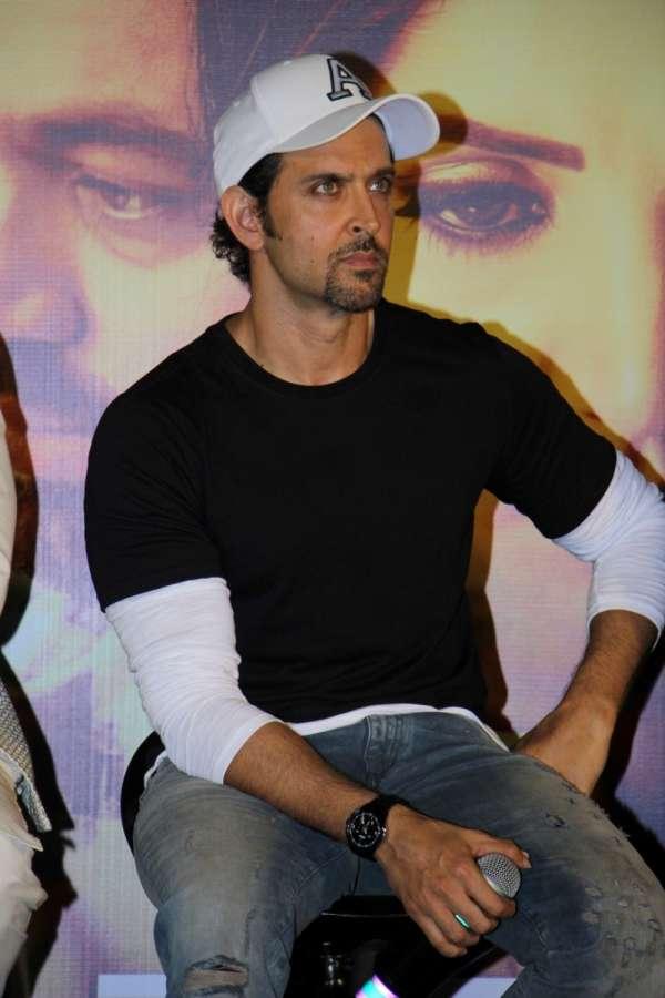 Mumbai: Actor Hrithik Roshan. (Photo: IANS) by .