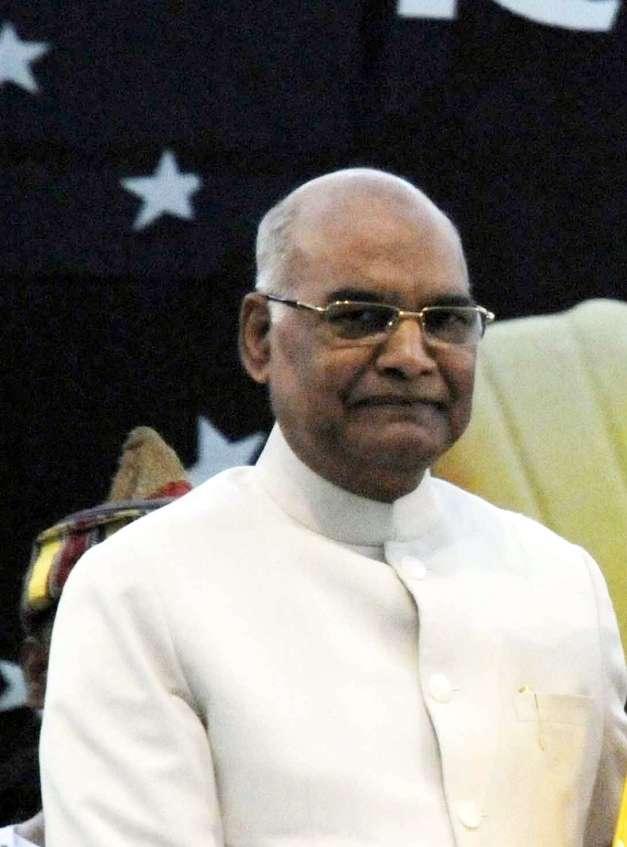 Bihar Governor Ram Nath Kovind. (File Photo: IANS) by .
