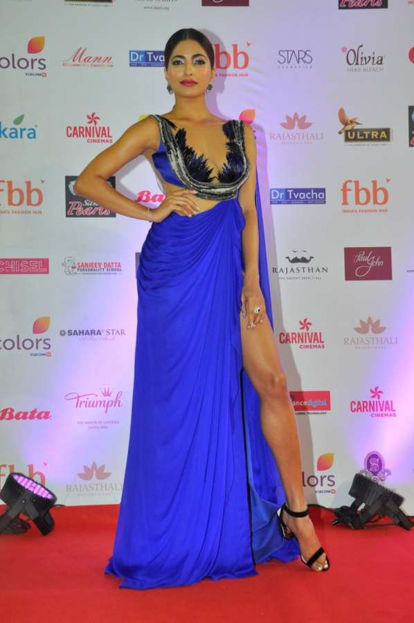 Mumbai: Actress and mentor (South Zone) Parvathy Omanakuttan during the grand finale of fbb Femina Miss India 2017 in Mumbai, on June 25, 2017. (Photo: IANS) by .