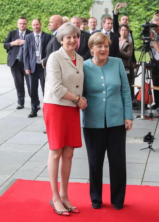 GERMANY-BERLIN-G20-PREPARATION MEETING by .