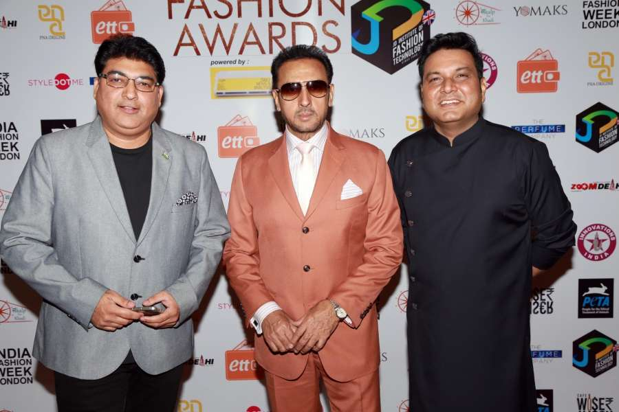 New Delhi: Actor Gulshan Grover during an Indo-Russia Fashion Show organised in New Delhi, on June 18, 2017. (Photo: Amlan Paliwal/IANS) by .