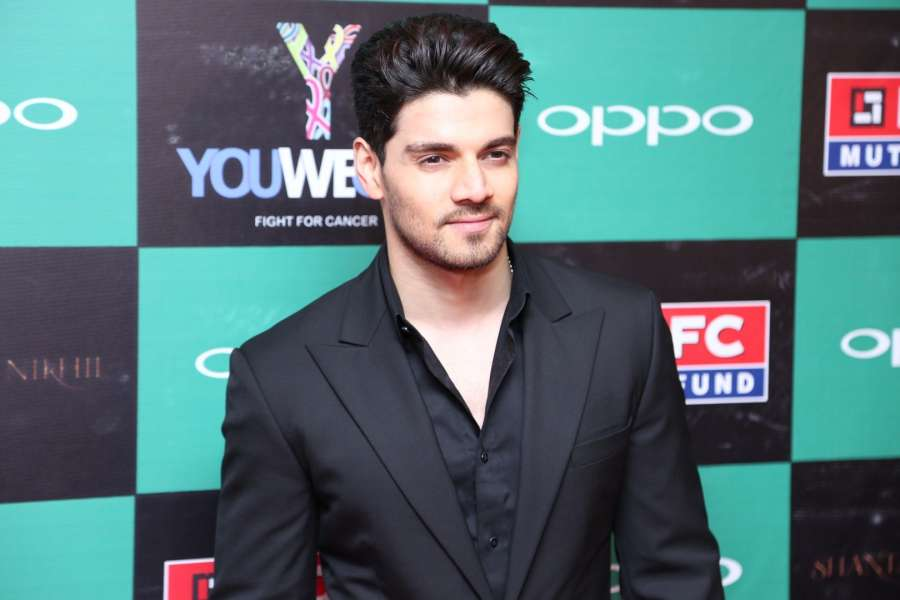 Mumbai: Actor Sooraj Pancholi during the launch of Indian cricket player Yuvraj Singhs clothing brand YWC designed by fashion designers Shantanu and Nikhil, in Mumbai, on Sep 3, 2016. The royalties from the sale will support YouWeCan, a NGO for empowerment of cancer patients and survivors. (Photo: IANS) by .