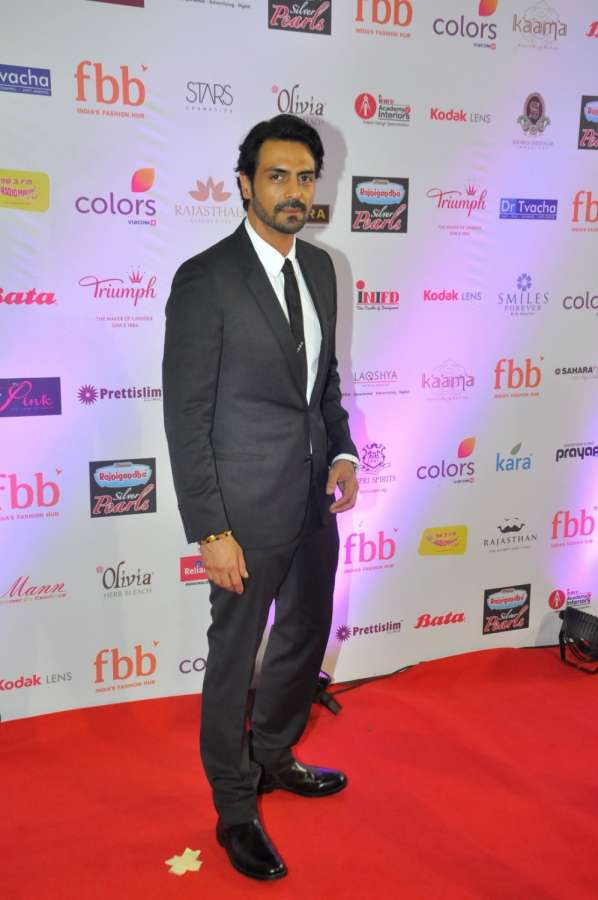 Mumbai: Actor Arjun Rampal during the grand finale of fbb Femina Miss India 2017 in Mumbai, on June 25, 2017. (Photo: IANS) by .