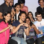 Mumbai: Actor Tiger Shroff during the poster launch of film Munna Michael in Mumbai, on June 2, 2017. (Photo: IANS) by .