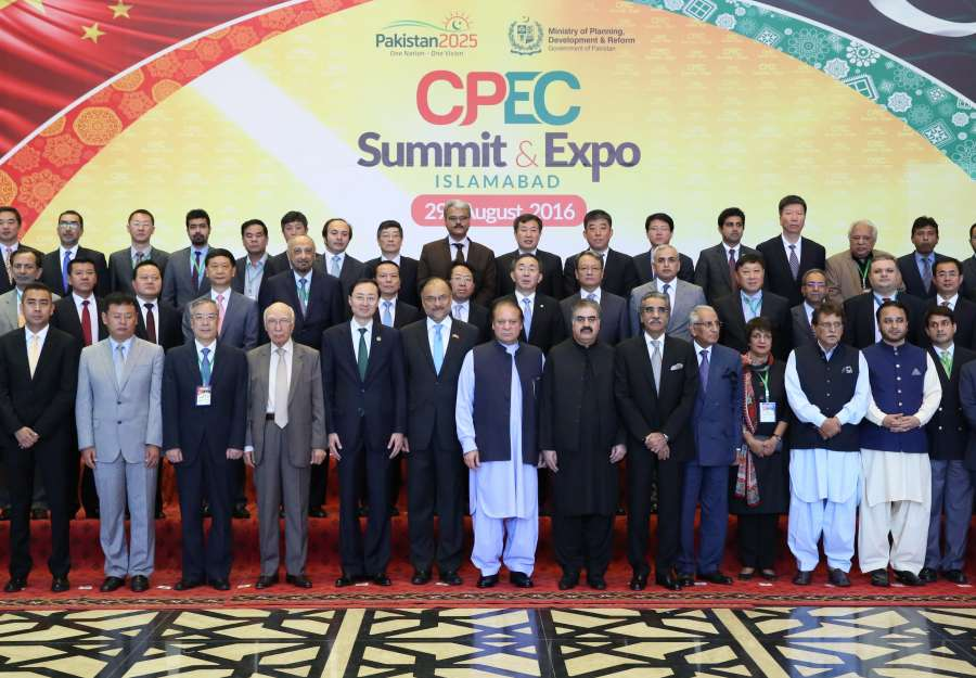 (WORLD SECTION) PAKISTAN-ISLAMABAD-CPEC-SUMMIT AND EXPO by .