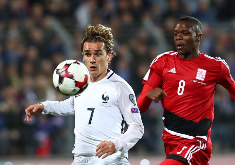 (SP)LUXEMBOURG-FOOTBALL-WORLD CUP-QUALIFYING by .