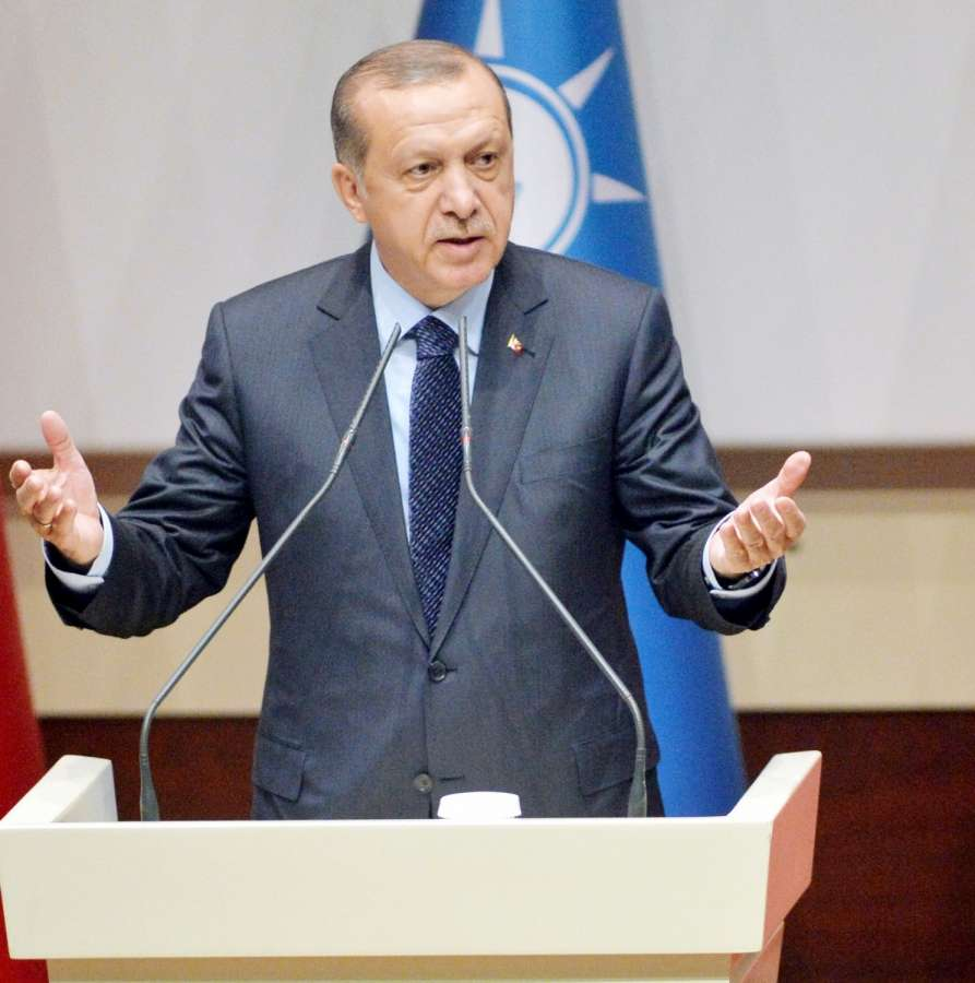 President of Turkey Recep Tayyip Erdogan. (File Photo: IANS) by .