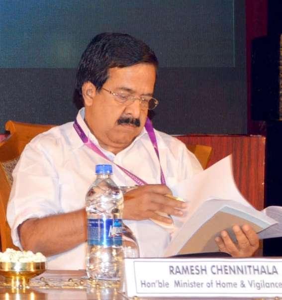 Congress leader Ramesh Chennithala . (File Photo: IANS) by .
