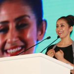 New Delhi: Actress Manisha Koirala during Sixth Healthcare Summit organised by Organisation of Pharmaceutical Producers of India (OPPI) in New Delhi, on June 9, 2017. (Photo: IANS) by .
