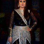 "Mumbai: Television actress Urvashi Dholakia during launch of serial ""Chandrakanta"" in Mumbai, on June 14, 2017. (Photo: IANS) by ."