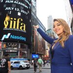 New York: Actress Sonakshi Sinha who are in New York for IIFA 2017 , at Times Square on July 12, 2017. (Photo: IANS) by .