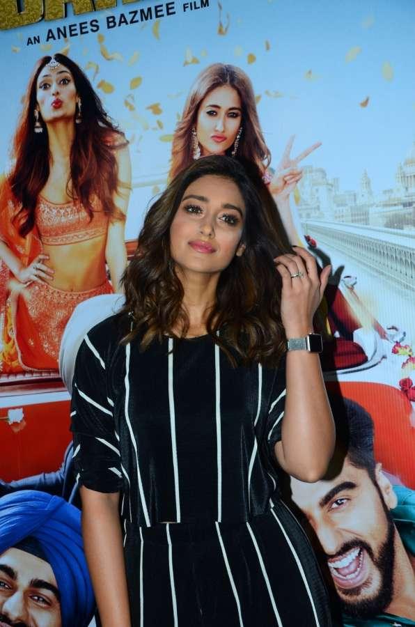 Mumbai: Bollywood actress ILeana Dcruz during the promotion of film Mubarakan in Mumbai, on June 25, 2017. (Photo: IANS) by .