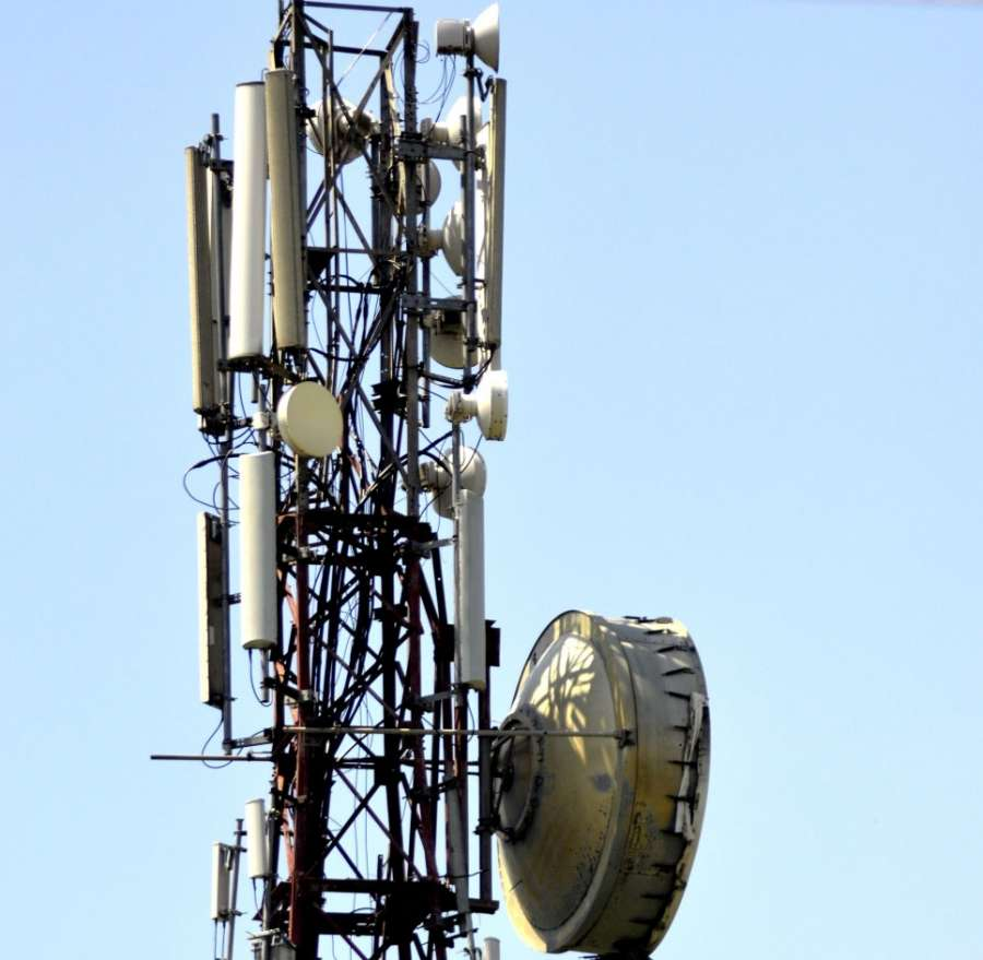 Mobile tower. (File Photo: IANS) by .
