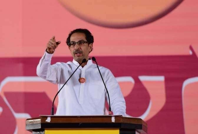 Shiv Sena chief Uddhav Thackeray. (File Photo: IANS) by .