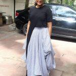 Mumbai: Actress Neha Dhupia during the recording #nofilterneha in Mumbai on July 9, 2017. (Photo: IANS) by .