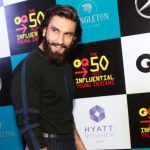 New Delhi: Actor Ranveer Singh during the announcement of 50 Most Influential Young Indians of 2017 by GQ India magazine, in New Delhi on July 07, 2017. (Photo: Amlan Paliwal/IANS) by .