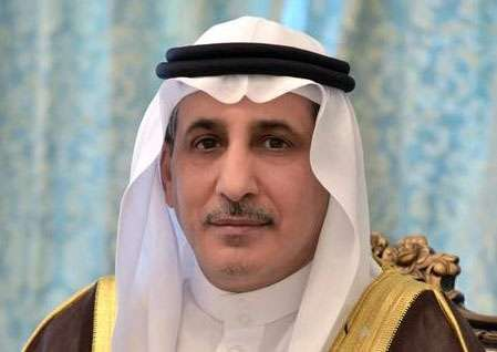 Saudi ambassador Saud bin Mohammad Al-Sati. (File Photo: IANS) by .