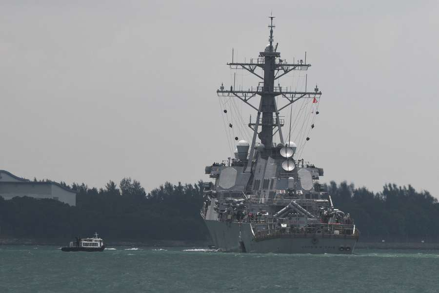 SINGAPORE-U.S.-NAVY-COLLISION by .