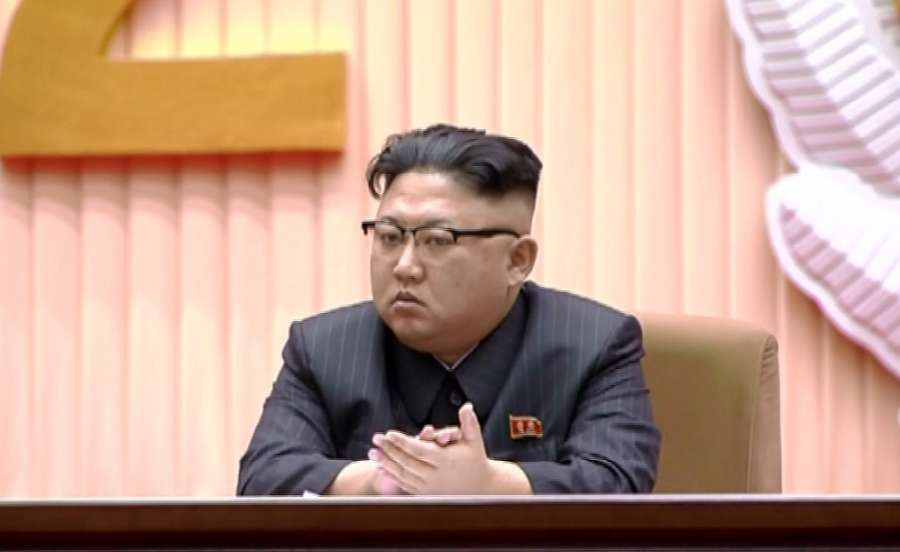 Korea North Supreme leader Kim Jong-un. (File Photo: IANS) by .