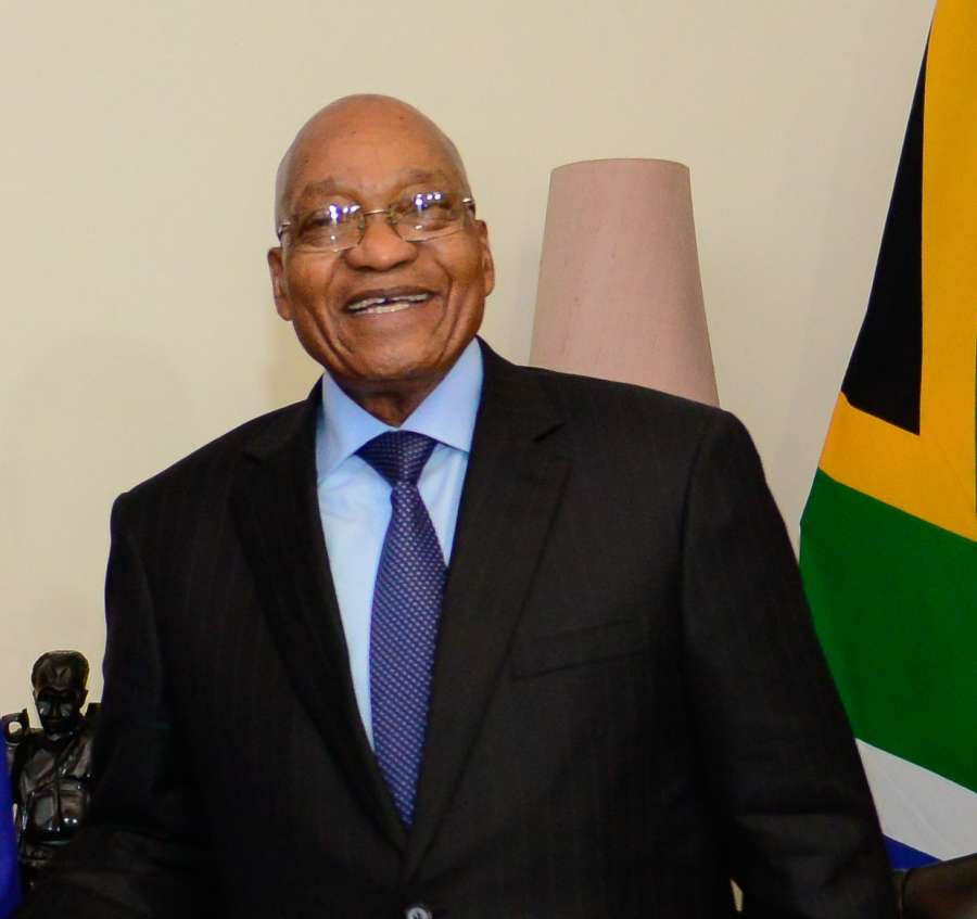 President of South Africa Jacob Zuma. (File Photo: IANS) by .