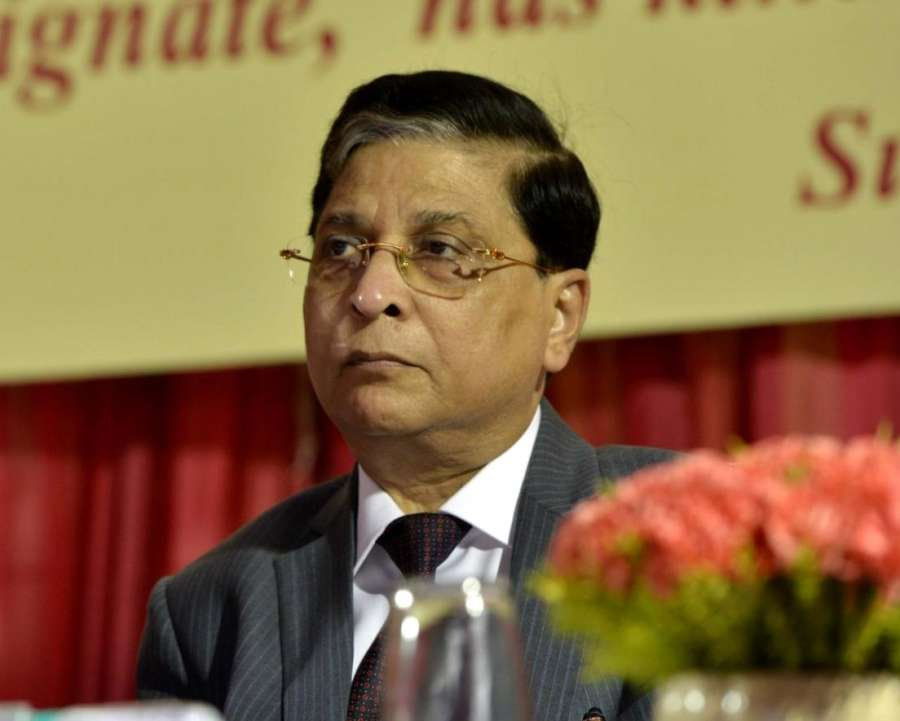 Chief Justice of India (CJI), Dipak Misra. (File Photo: IANS) by .