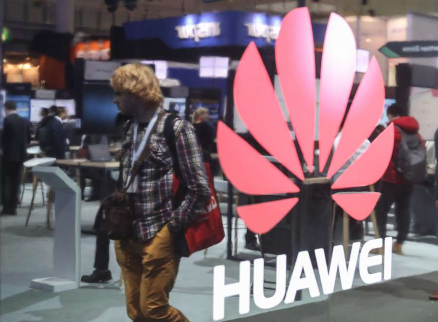GERMANY-HANOVER-CEBIT 2017-CHINESE EXHIBITORS by .