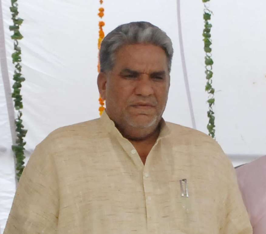 Haryana Transport Minister Krishan Lal Panwar. (File Photo: IANS) by .