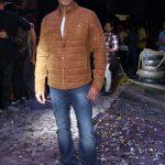 "Mumbai: Actor Ajay Devgan during the promotion of his upcoming film ""Golmaal Again"" on the sets of Khatron Ke Khiladi in Mumbai on Sept 19, 2017. (Photo: IANS) by ."