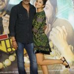 "Mumbai: Actors Ajay Devgan and Parineeti Chopra during the trailer launch of their upcoming film ""Golmaal Again"" in Mumbai on Sept 22, 2017. (Photo: IANS) by ."