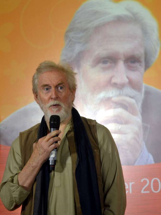 Bengaluru: Actor Tom Alter during a programme in Bengaluru on Nov 28, 2016. (Photo: IANS) by .