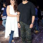"""Mumbai: Actress Tabu and Director Rohit Shetty during the promotion of their upcoming film """"Golmaal Again"""" in Mumbai on Sept 19, 2017. (Photo: IANS) by ."""