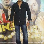 """Mumbai: Actor Ajay Devgan during the trailer launch of his upcoming film """"Golmaal Again"""" in Mumbai on Sept 22, 2017. (Photo: IANS) by ."""