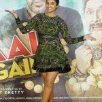 "Mumbai: Actress Parineeti Chopra during the trailer launch of her upcoming film ""Golmaal Again"" in Mumbai on Sept 22, 2017. (Photo: IANS) by ."