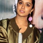"""New Delhi: Actress Shraddha Kapoor during a press conference to promote her upcoming film """"Haseena Parkar"""" in New Delhi on Sept 18, 2017. (Photo: Amlan Paliwal/IANS) by ."""