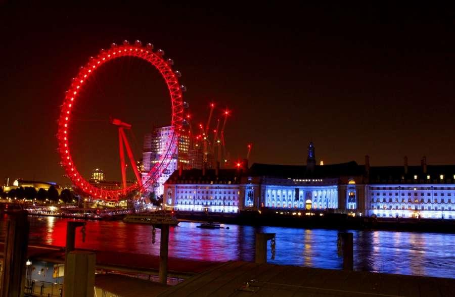 London Eye. (File Photo: Surjeet Yadav/IANS) by .