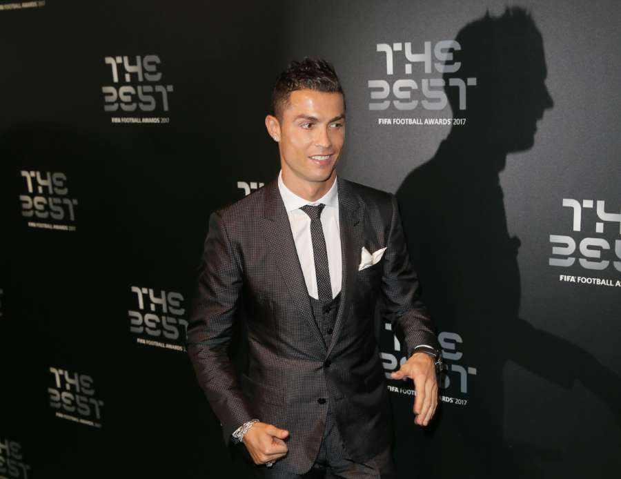 (SP)BRITAIN-LONDON-THE BEST FIFA FOOTBALL AWARDS 2017 by .