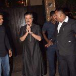 Mumbai: Actor Anil Kapoor during Diwali party in Mumbai, on Oct 19, 2017. (Photo: IANS) by .