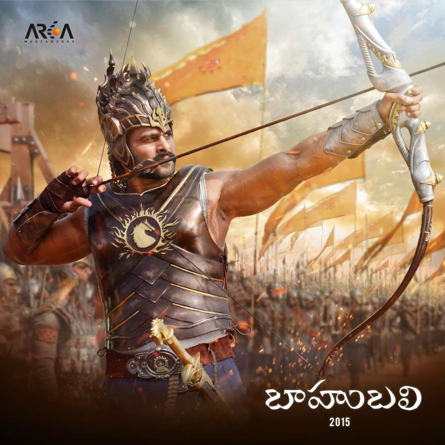 Hyderabad: Exclusive photo of Baahubali for Prabhas fans by Prabhas. (Photo: IANS) by .