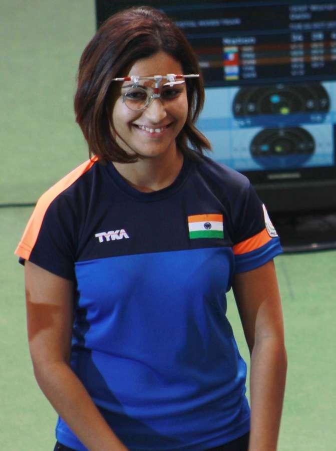 Indian shooter Heena Sidhu. (File Photo: IANS) by .